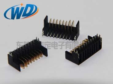 加高款 笔记本电池连接器 8PIN刀片型