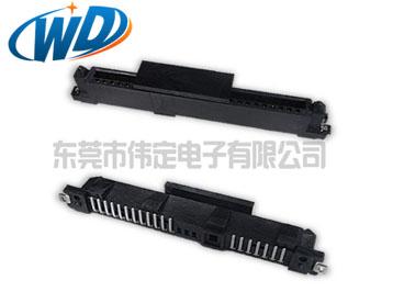贴板型 SATA连接器 SMT 接口 22PIN 卷装