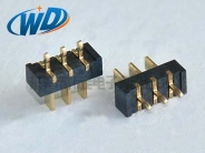 2.50mm PH 3PIN刀片型电池接触片公座