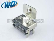 19PIN 带螺蛳孔 高请HDMI 连接器