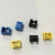mini RJ45 8P8C 网络接口
