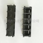 北京5225 1X5 6P4C rj11电话接口