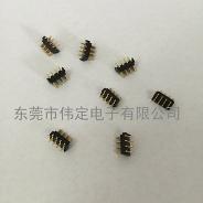 南京2.0mm 间距 刀片4PIN 电池连接器公座